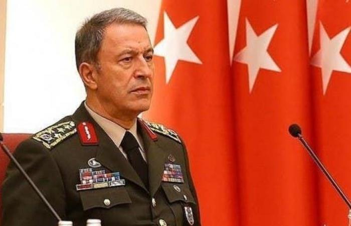 وزير الدفاع التركي: نثق بتحسن قادم في العلاقات مع مصر