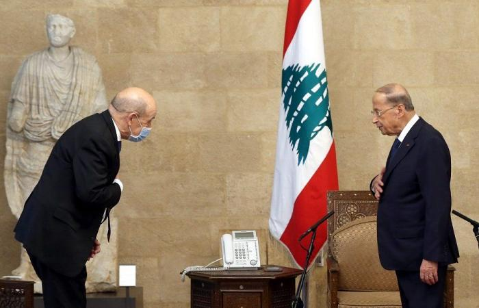نهاية مؤسفة لمغامرة فرنسا اللبنانية