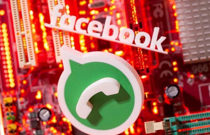 فيسبوك محظورة من جمع بيانات واتساب في ألمانيا