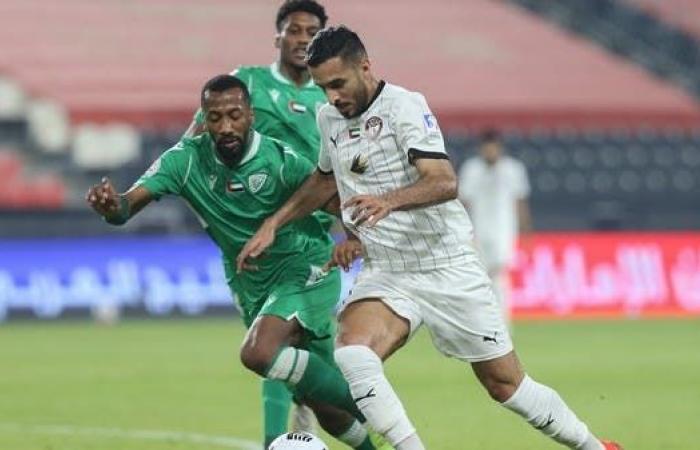 الجزيرة يتوج بلقب الدوري الإماراتي للمرة الثالثة