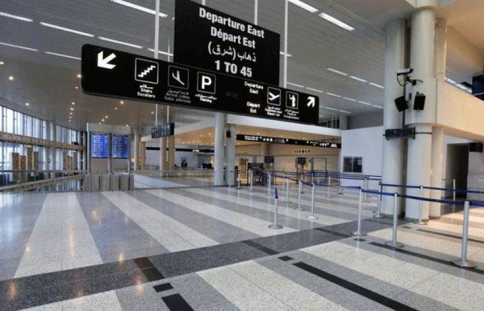 رحلات 12 و13 أيار الى لبنان: 7 إصابات كورونا