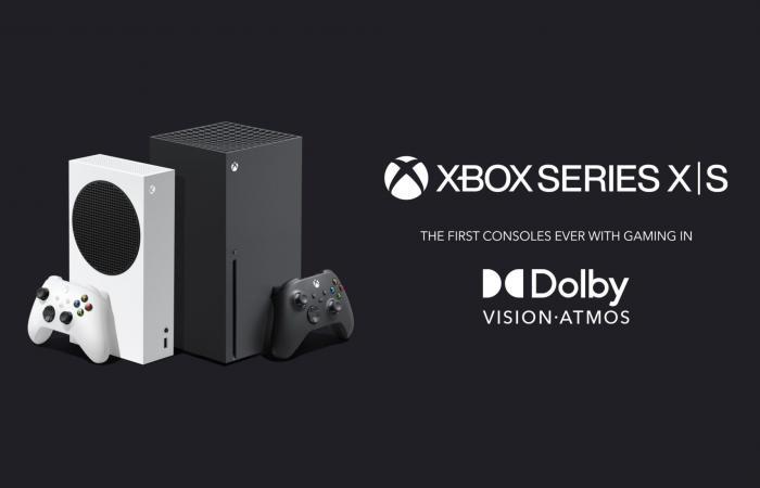 منصات اكس بوكس الجديدة تختبر ألعاب Dolby Vision HDR