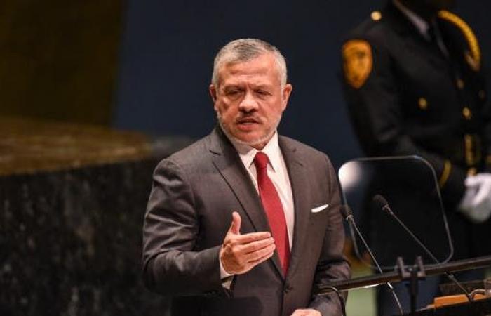 ملك الأردن: استفزازات إسرائيل المتكررة دفعت نحو مزيد من التوتر