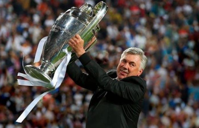 رسمياً..أنشيلوتي يعود إلى ريال مدريد