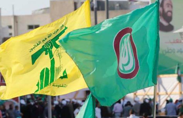 """الثنائي الشيعي يحذر """"ممنوع المس بالسلطة التشريعية"""""""