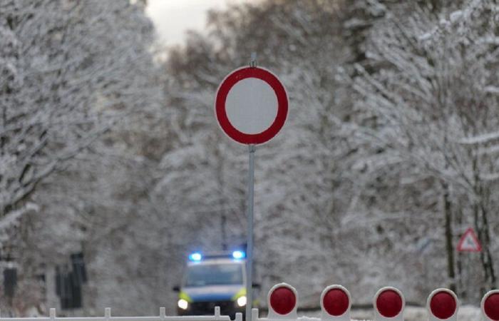 """بعد مقتل رجل.. السلطات الألمانية تحذر من """"الطقس السيئ"""""""