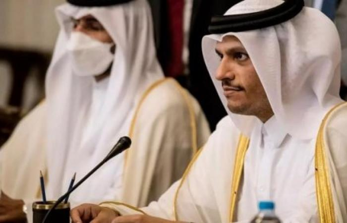 تنسيق قطري فلسطيني في إطار مساعي إعادة إعمار القطاع