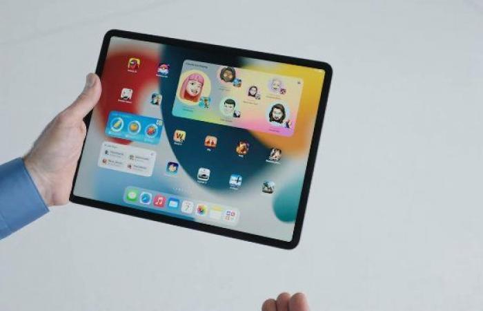 آبل تكشف عن iPadOS 15 مع دعم الملاحظات