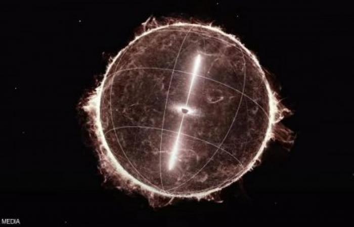 انفجار هائل لنجم عملاق.. وفيديو يرصد الظاهرة المثيرة