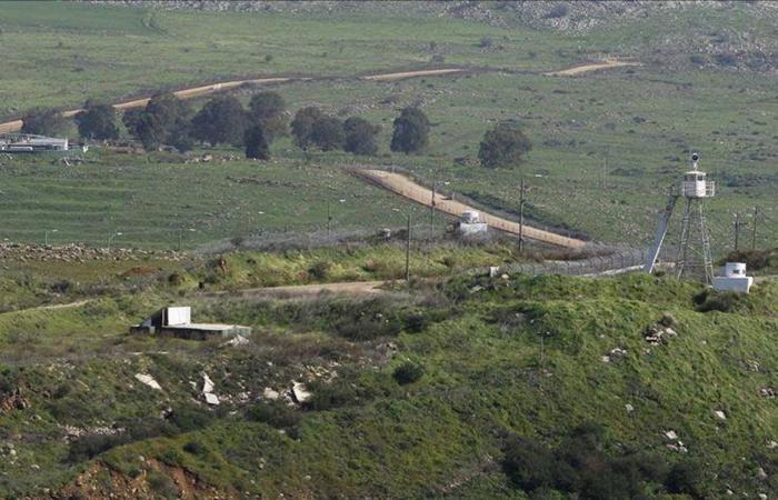 دورية إسرائيلية عاينت كاميرات المراقبة والسياج التقني