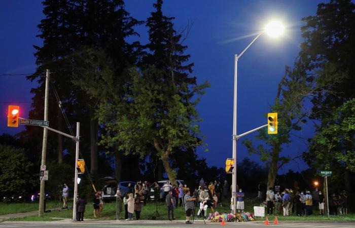 ترودو: دهس عائلة مسلمة بكندا عمداً هجوم إرهابي