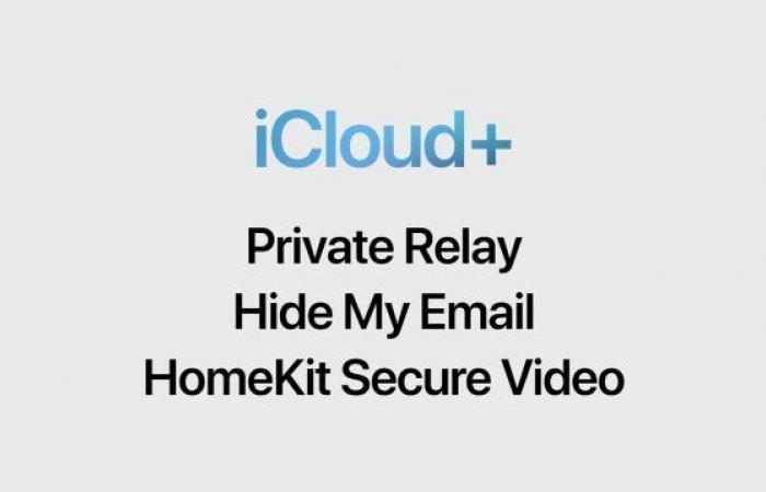 iCloud Plus من آبل تجلب عدة ميزات جديدة