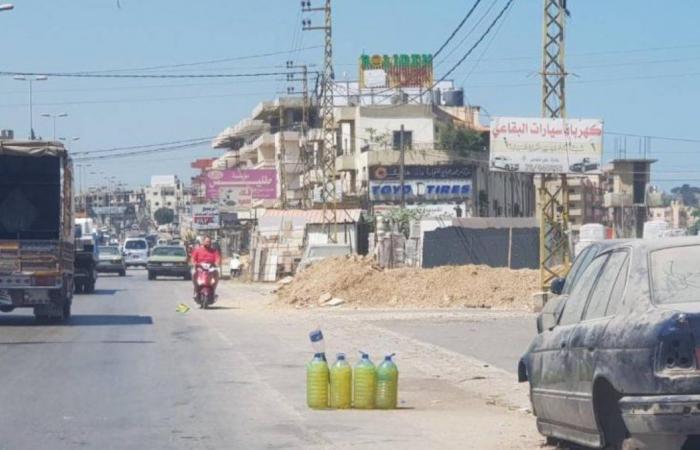 شمالاً: البنزين بالغالونات على الطرقات والمحطّات فارغة