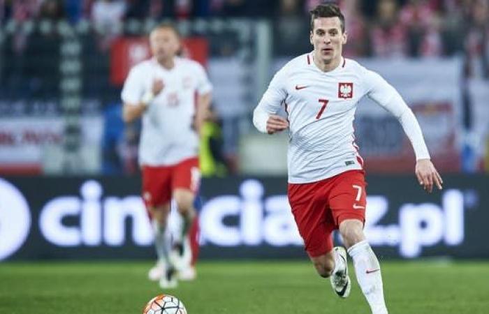 الإصابة تحرم البولندي ميليك من المشاركة في كأس أوروبا