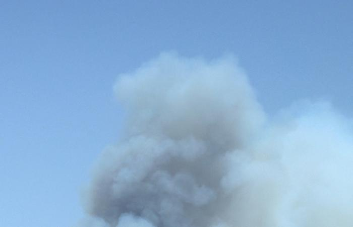 اندلاع حرائق كبيرة قرب القدس وإجلاء عدة قرى