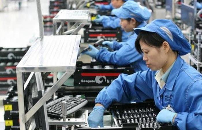 ارتفاع أسعار المكونات الصناعية في الصينبأعلى معدل منذ 2008