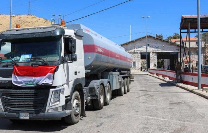 مليون طن سنويًا.. العراق يضاعف كمية النفط الى لبنان