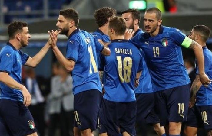 إيطاليا تعود للمسابقات الكبرى بعد 5 أعوام بمواجهة تركيا