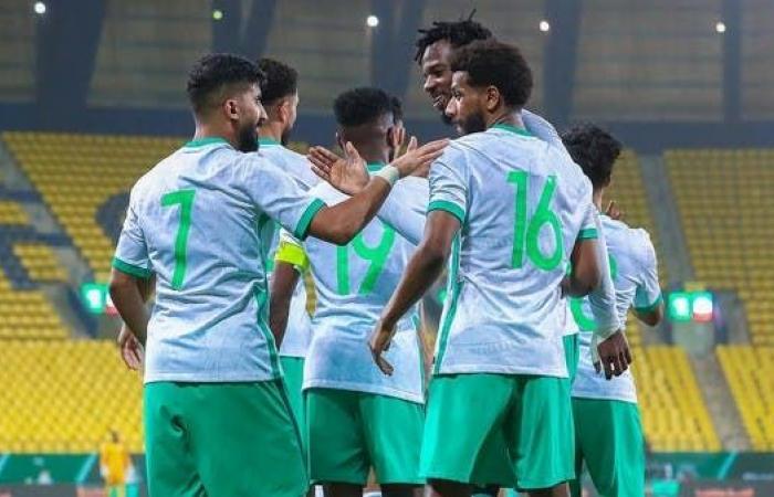 المنتخب السعودي يبحث عن التأهل عبر شباك سنغافورة
