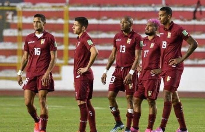 12 إصابة بكورونا في منتخب فنزويلا