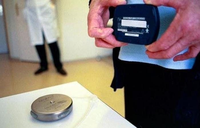 مضخة حقن مستمر تثبت فعاليتها لمكافحة أعراض مرض باركنسون