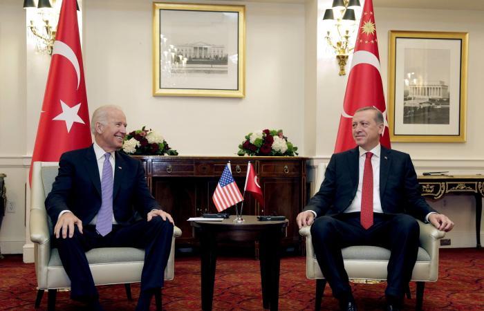 أردوغان: تركيا وأميركا بحاجة لوضع الخلافات جانباً والمضي قدماً