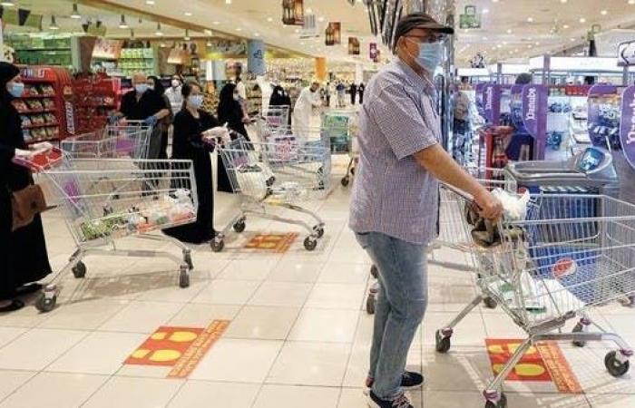السعودية تمنع غير المحصنين من دخول المراكز التجارية بدءا من أغسطس