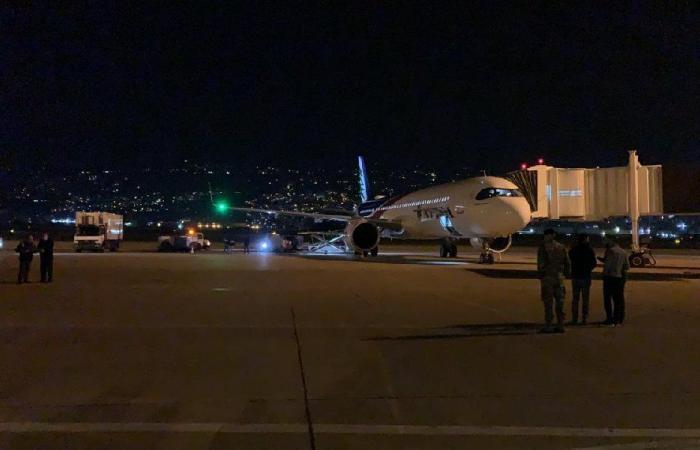 38 إصابة بكورونا على متن الرحلات الوافدة إلى بيروت