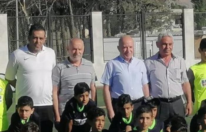 الإتحاد اللبناني لكرة القدم في زيارة لأكاديميات البقاع