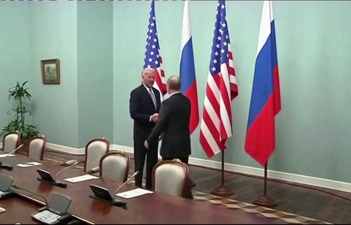 """بماذا أجاب بايدن عندما سُأل مجدداً.. هل تعتقد بأن بوتين """"قاتل""""؟"""
