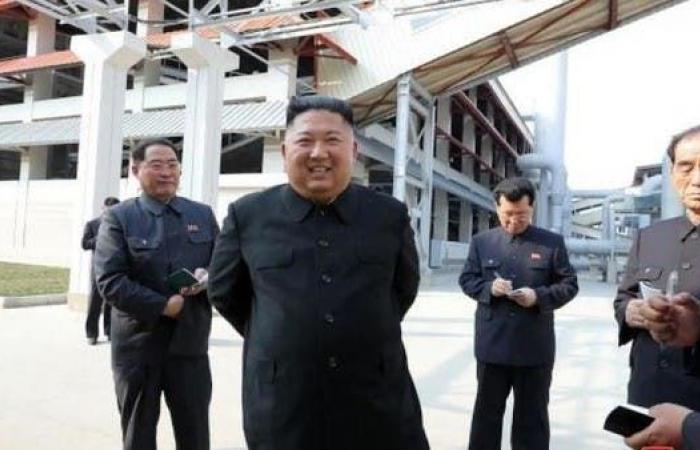 زعيم كوريا الشمالية يلمح لمجاعة وشيكة بسبب كورونا
