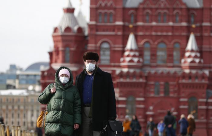 سلالة هندية معدلة من كورونا في موسكو!