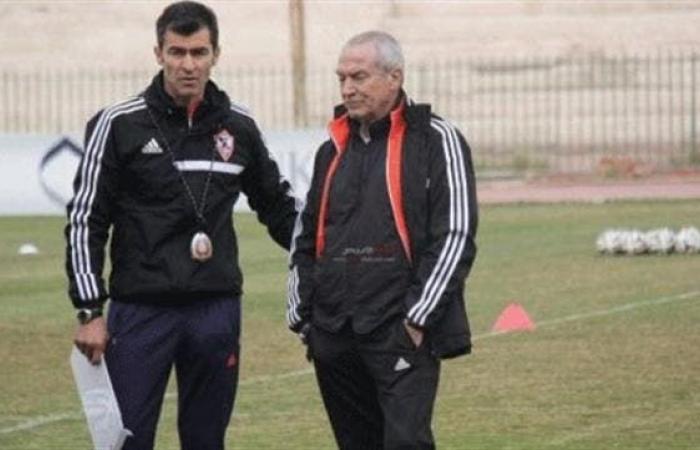 ألميدا: الزمالك بلا حظ.. وسأضم عمر جابر إلى فريقي
