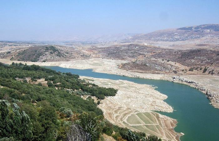 مصلحة الليطاني: إعادة ضخ المياه في شبكة مشروع ري لبعا