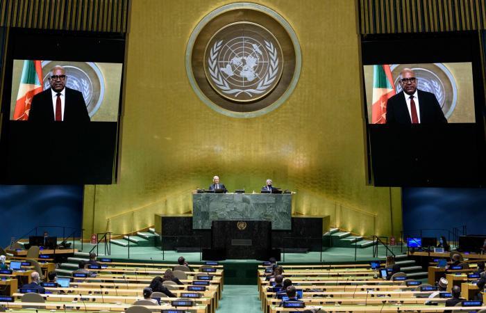 بعد طول غياب.. الجمعية العامة للأمم المتّحدة قد تعقد حضورياً