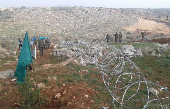 اسرائيل: إحباط محاولة تهريب أسلحة على الحدود مع لبنان