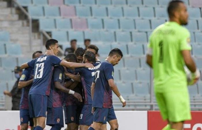 فوز ثمين للأهلي على أرض الترجي في ذهاب نصف النهائي