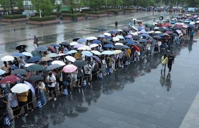 الصين:عدد جرعات لقاحات كورونا المعطاة بالداخل تجاوز المليار