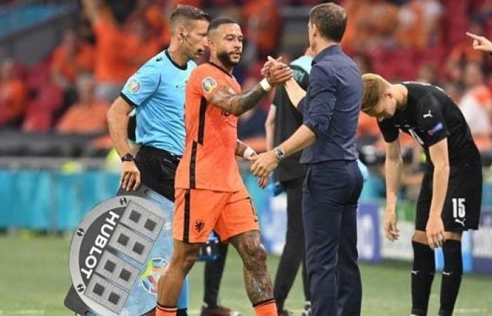 دي بوير ينتظر تألق ديباي بعد انتقاله إلى برشلونة
