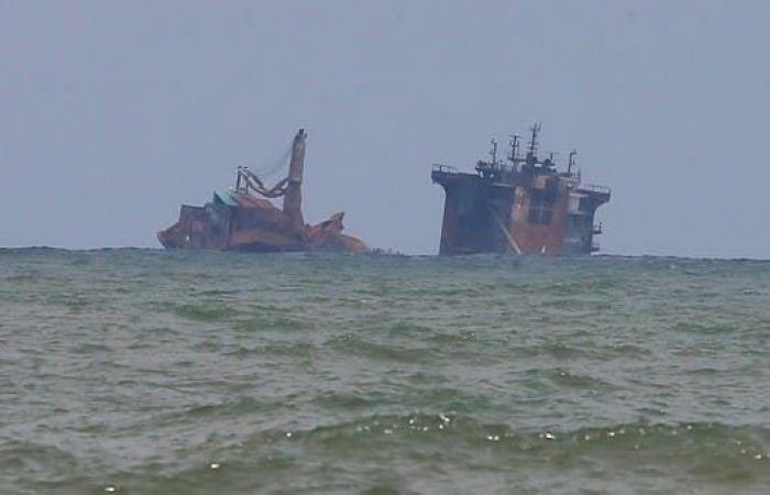 الأمم المتحدة: حريق سفينة سريلانكا أضر الكوكب