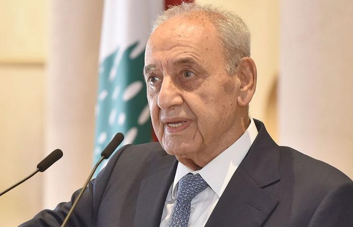 برّي: لا حكومة إلّا برئاسة الحريري