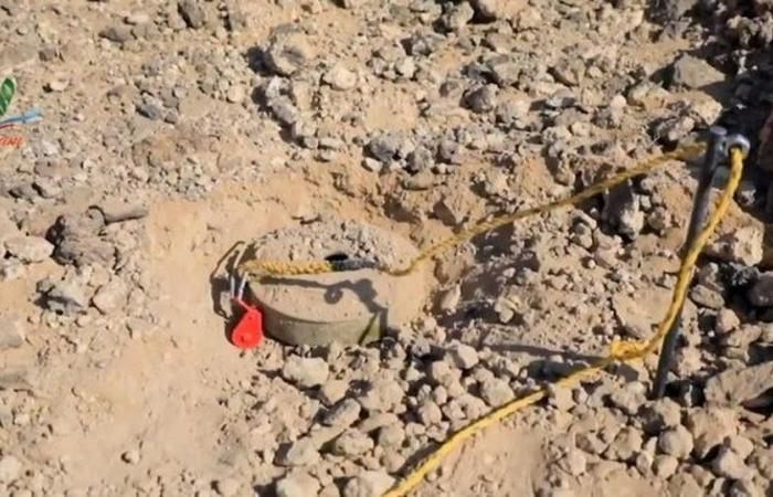 تمارين تدريبية وتفجير ذخائر في مناطق مختلفة