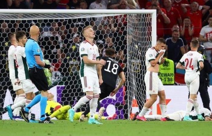 ألمانيا تفلت من فخ المجر وتتأهل إلى ثمن النهائي