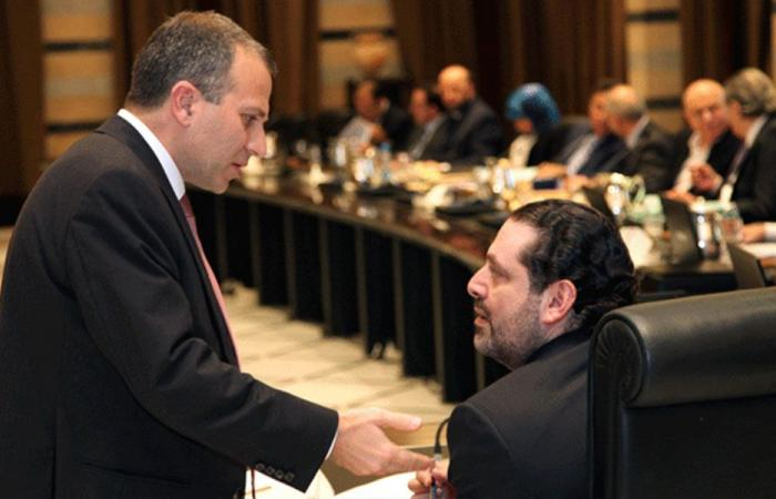 """""""الحزب"""" لن يتدخل قبل لقاء الحريري – باسيل"""