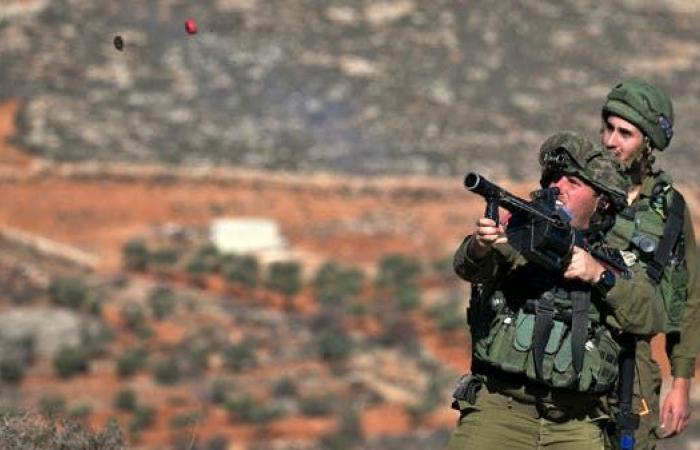 مقتل فلسطيني برصاص الجيش الإسرائيلي قرب نابلس