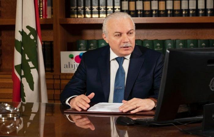 عبود في قصر عدل النبطية… وبحث في أوضاع القضاة والموظفين