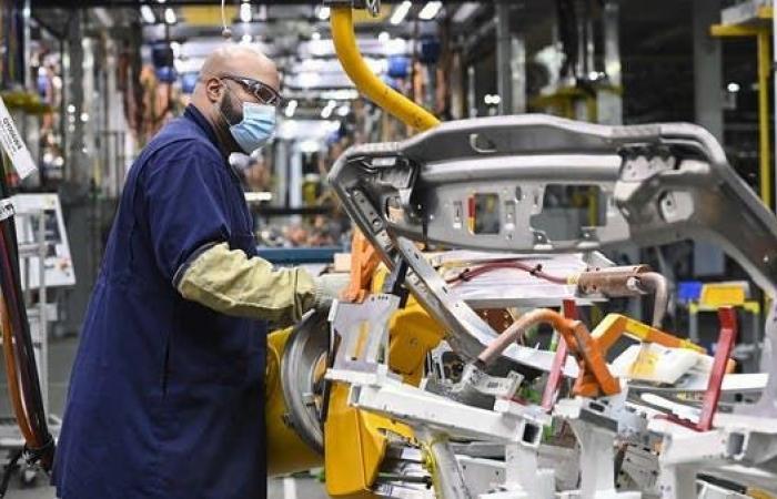 تراجع الإنتاج الصناعي الأميركي مع تضرر صناعة السيارات