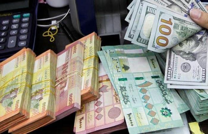 الدولار يتخطى عتبة 20 ألف ليرة لبنانية بعد اعتذار الحريري عن تشكيل الحكومة