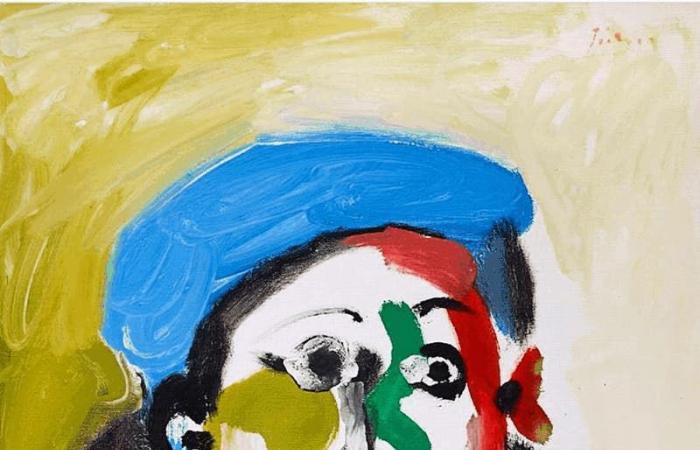 """لوحة لبيكاسو للبيع على شكل """"حصص رقمية"""""""