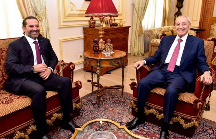 """الثنائي الشيعي بعد استقالة الحريري: """"ارتحنا""""!"""